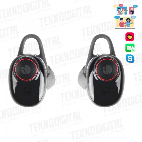 AURICOLARI WIRLESS BLUETOOTH