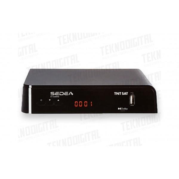 DECODER SEDEA TNTSAT ST-5300HD