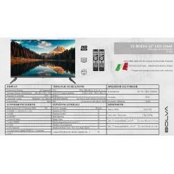 TV BOLVA 32'' LED-3266F