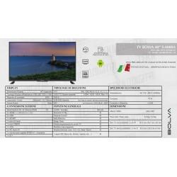 TV BOLVA 40'' - S-4088A
