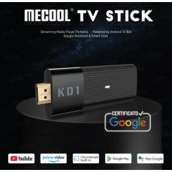TV STICK ANDROID KD1 MECOOL