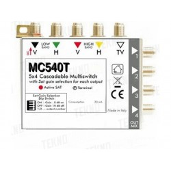 MINI MULTISWITCH 5 IN 4 OUT...