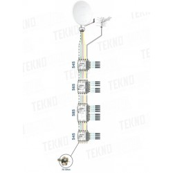 MINI MULTISWITCH 5 IN 6 OUT...