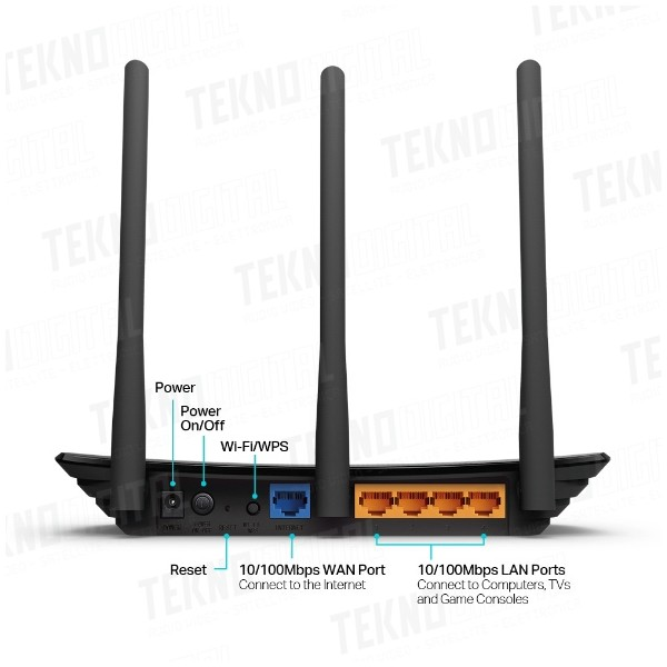 TP-LINK ROUTER WIRELESS N...